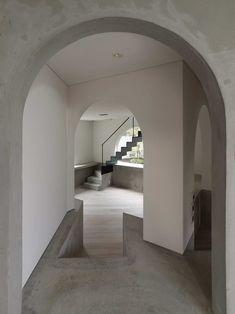 Дом АБЕ (ABE house) в Японии от Urban Architecture Office.
