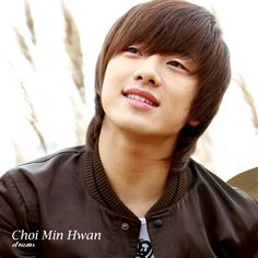 Choi Min-hwan is a South Korean musician and actor. He is a member of rock band F.T. Island, in which he serves as the drummer, sub vocalist, lyricist, and composer. He is the youngest member of the group.