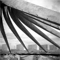 from the [ Brasilia, ] series© Lucien Clergue Oscar Niemeyer, History Of Photography, Modern Photography, Light Year, French Photographers, Images, Sticks, Google, Rio De Janeiro