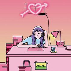 좋아하는 사람과 보내는 발렌타인 데이 되세요 ❤️
