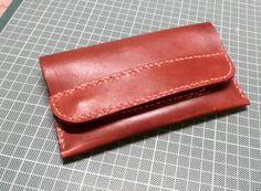 Leather tobacco case by askardamykti - ασκαρδαμυκτί