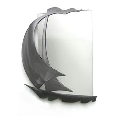 View all Metallic Evolution Mirrors at http://www.sweetheartgallery.com/collections/metallic-evolution-mirrors-contemporary-artistic-designer-mirrors