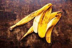 Idée de récup numéro 13 : gardez vos peaux de banane