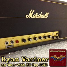 """Voodoo Amps """"Dr Feelgood"""" Modded Marshall for Ryan Wariner of Gretchen Wilson / Sweet Southern Saint"""