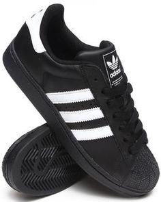 Adidas All Star Black Shoes