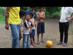 One World Futbol and Chevrolet ball delivery to Santa Tecla, El Salvador. I love this idea and this product.  Awesome!