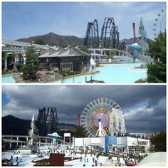 Fuji-Q Highland in #Japan  More about this amusement park by Camille Perry of @savvytokyo here: http://savvytokyo.com/happo-en-a-small-but-beautiful-haven-in-central-tokyo/  #Asia #Travel #adventure #vacation #escapade #retreat #destress