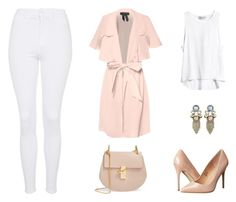 """""""Untitled #622"""" by patrisha175 ❤ liked on Polyvore featuring moda, Topshop, Madden Girl, Chloé y DANNIJO"""