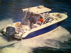 245CX - EdgeWater Boats