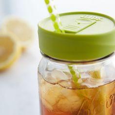 intelligent lids drink lid for mason jars