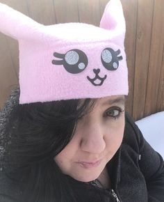 plushie for women/'s rights equality fund raiser Pink pussy cat kitten plush