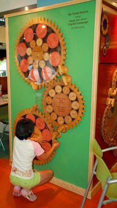 Creative donor recognition installations.  ExhibiTricks: A Museum/Exhibit/Design Blog: Dec 19, 2013