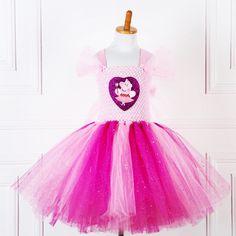 Peppa Pig Pink Tutu Fancy Dress Costume by LittleAngelTutuDress Princess Tutu Dresses, Pink Tutu Dress, Ballerina Dress, Tulle Tutu, Fancy Dress, Dresses Kids Girl, Flower Girl Dresses, Peppa Pig Dress, Birthday Tutu