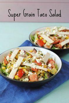 Super Grain Taco Salad