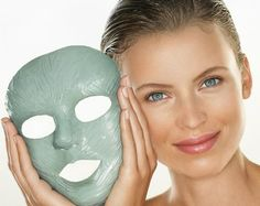 Natural mask with facelift effect Face Yoga, Makeup Revolution, Oily Skin, Face And Body, Body Care, Salvia, Jelsa, Beauty Hacks, Beauty Tips