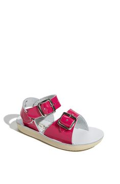 Salt Water Sandals by Hoy 'Surfer' Sandal (Baby, Walker, Toddler & Little Kid) available at #Nordstrom
