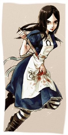 alice liddell fanart - Google Search