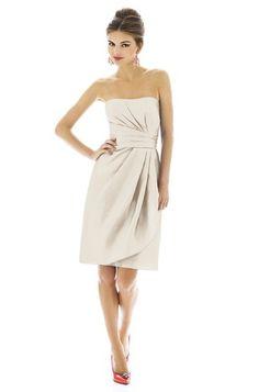 Alfred Sung D601 Bridesmaid Dress  d610a6f7c0e0