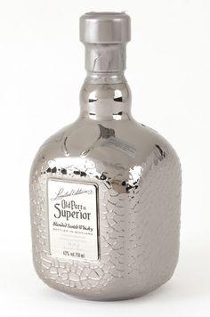 Old Parr Superior, Limited Edition, Blended Scotch Whisky Alcohol Bottles, Liquor Bottles, Drink Bottles, Vodka Bottle, Scotch Whisky, Whiskey Label, Whiskey Bottle, Spirit Drink, Bottle Packaging