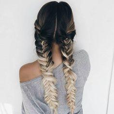 How to double dutch braids using hair extensions zala hair female hair loss thinning hair hair care tips solutioingenieria Choice Image