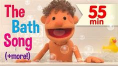 The Bath Song + More! | Super Simple Songs - YouTube