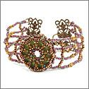 Free Q Projects : Many free beading projects here from .breabeadworks.com