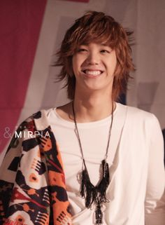 Mir's smile is... Deadly. *fangirls, and then dies happily*