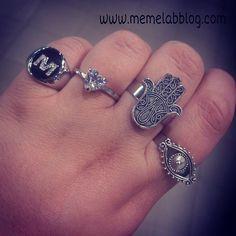 Nel dubbio li indosso tutti Nuova collezione anelli www.memelabblog.com