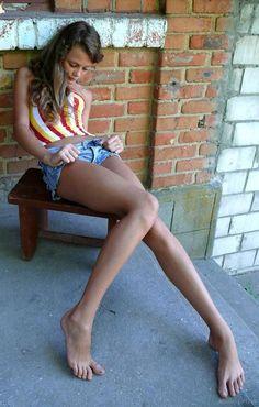 Teen Long Leg 113