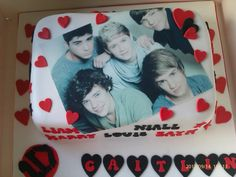 another 1D cake design