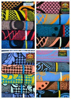 Basotho Blankets | Mr X Stitch