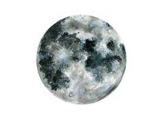 moon tattoo - Поиск в Google
