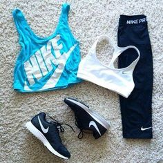 Image via We Heart It https://weheartit.com/entry/152105616/via/27490294 #girl #nike #outfit #run #sport #workout #sportfashion #nikeoutfit #alfit #workoutoutfit #workoutalfit