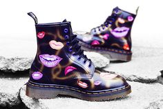 Doc Martens- ahh the best shoes for the most stylish city slickers!