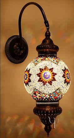 Mosaic Wall Lamp                                                                                                                                                                                 Más: