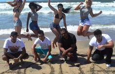 Aquafest 2014 Easter Edition Line Up - Digital Street Dj Fresh, Warren G, Big Show, The Dj, Dance Music, Beach Party, Lineup, Ibiza, November 2015