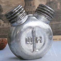 Dec 04 by CoolVintage on Etsy Vintage Metal, Light Bulb, I Shop, Industrial, Decor Ideas, Antiques, Create, Awesome, Summer