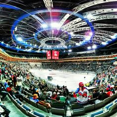 O2 arena / #hockey