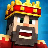 Craft Royale Clash of Pixels 2.96 MOD APK Unlimited Money  games strategy