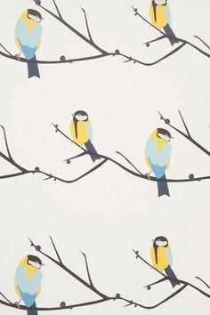 Juneberry & Bird - Kids Wallpapers - Kids Bedroom Ideas - Children's Room Decorating (houseandgarden.co.uk)