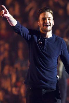 I miss seeing Liam on stage!!!