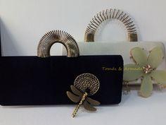 Bolsos de raso custumizados . Fashion, Shopping, Coin Purses, Totes, Moda, Fashion Styles, Fashion Illustrations