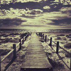 Title  To The Beach   Artist  Guido Montanes Castillo   Medium  Photograph... Beautiful! @guidomontanes