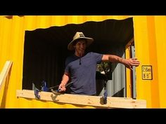 www.containerhomes.net.au 2 40 foot container House - YouTube