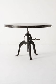 "Stockbridge table  48"" diameter"