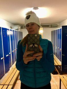 Ett års styrketräning. | One year with weigh lifting. — Godine