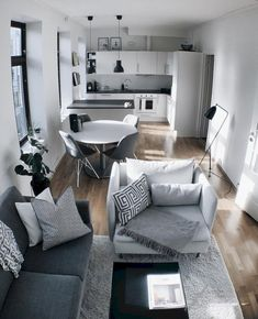 cool 44 Stunning Small Living Room Decoration Ideas On A Budget  http://decorke.com/2018/04/07/44-stunning-small-living-room-decoration-ideas-on-a-budget/