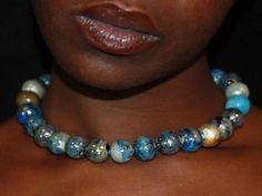 Perle in vetro di Murano Gioielli di Davide Penso - http://www.davidepenso.com