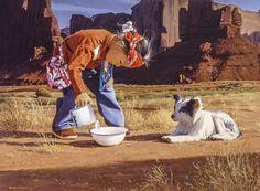 HereYaGo, Navajo by George Molnar Native American Children, Native American Quotes, Native American History, Native American Indians, Navajo Art, Southwestern Art, Photo Sketch, Artist Portfolio, American Indian Art