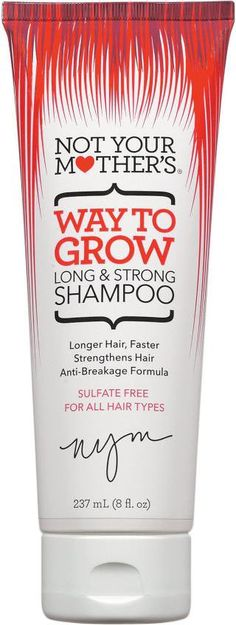 supposed to be amazing for growing out your hair